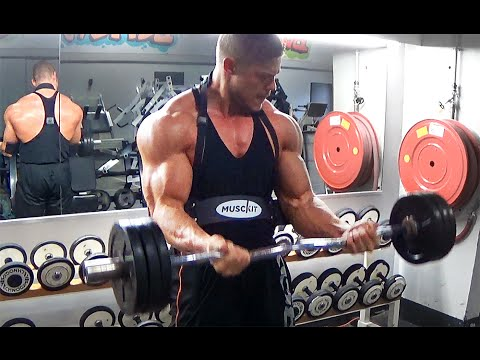 Using the ARM BLASTER - Back & Bicep Workout | Golden Era !