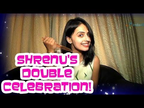Why its double celebration for Shrenu Parikh?