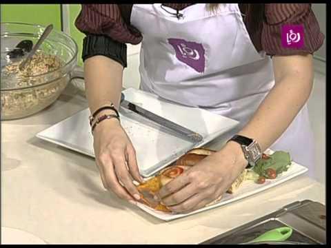 ديما حجاوي تطبخ ساندويش التونا مع الجبنة جزء 2 | Roya