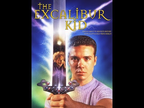 Excalibur Kid | Full Movie | Jason McSkimming | François Klanfer | Mac Fyfe