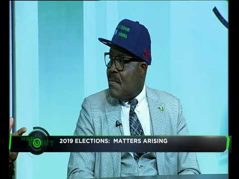 Stand Point 18th August 2018 | 2019 Elections: Matters Arising