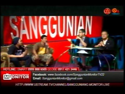 SANGGUNIAN MONITOR, 18 March 2016 (видео)