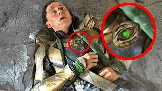 Video The Real Truth of Loki's Death In Avengers Infinity War MP3, 3GP, MP4, WEBM, AVI, FLV September 2018