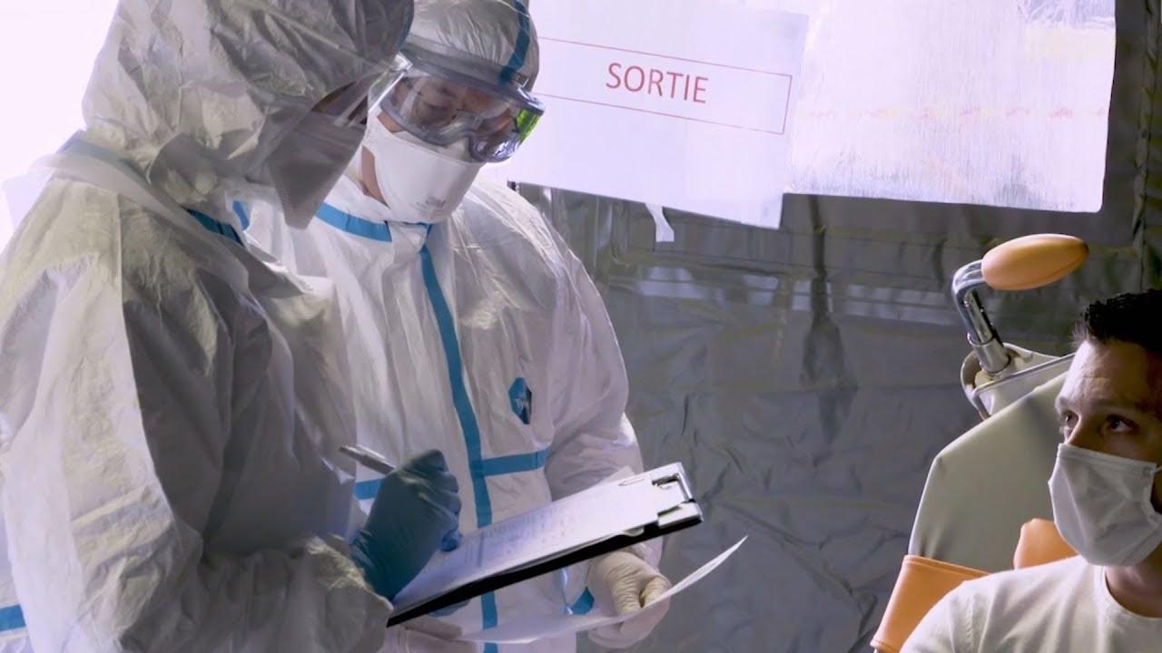 Covid-19: Ευρωβουλευτές από τον ιατρικό χώρο στην πρώτη γραμμή