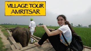 Amritsar India  city images : GottaDo || Village Tour || Amritsar