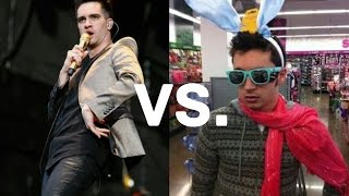 Video WHO'S SASSIER? BRENDON URIE OR TYLER JOSEPH? MP3, 3GP, MP4, WEBM, AVI, FLV Januari 2018