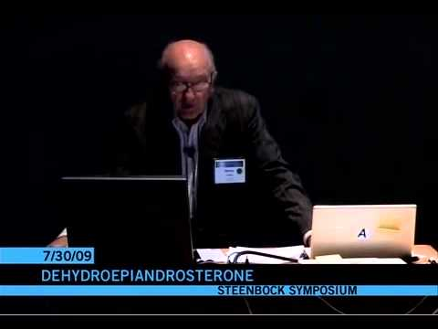 Henry Lardy's Last Lecture: The Metabolism and Function of Dehydroepiandrosterone (DHEA)