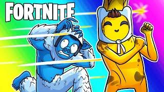 Fortnite Funny Moments - Runners VS Laptop Sniper Death Run!