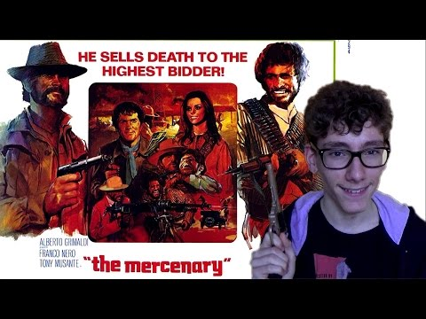 The Mercenary [Movie Review]