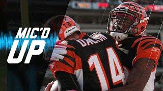 A.J. Green & Andy Dalton Rookie Year Mic'd Up | #MicdUpMondays | NFL by NFL