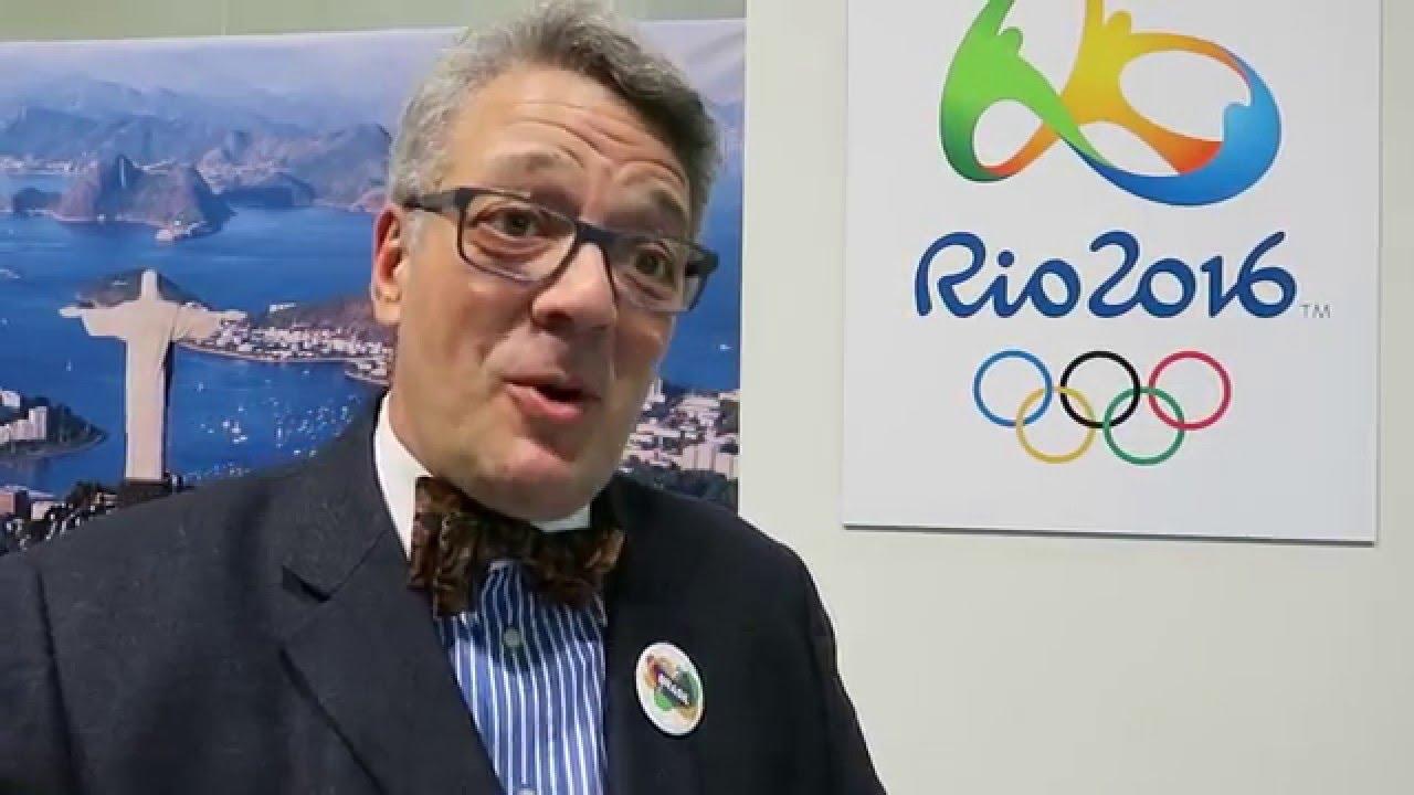 Suora video matkamessuilta: Brasilian<br /> matkailuvuosi huipentuu Olympialaisiin