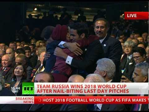 1st in Middle East! Qatar to host FIFA World Cup 2022