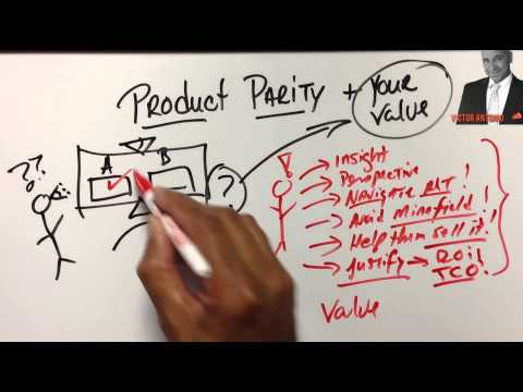 How to Sell Value Not Your Pricing
