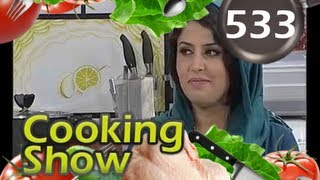 Cooking Show 1TV 18 May 2013