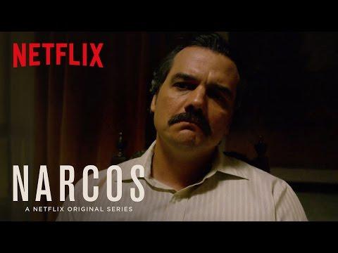 Narcos | Featurette: Pablo Dies | Netflix
