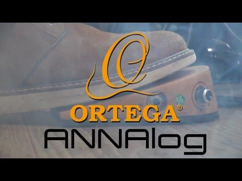 Ortega AnnaLog - 37 ridiculous minutes of stomp goodness!