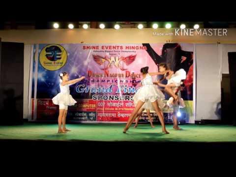 FDA Group | Junior Group Dance Category | Dance Nagpur Dance Season 2 | Grand Judge Piyush Bhagat |