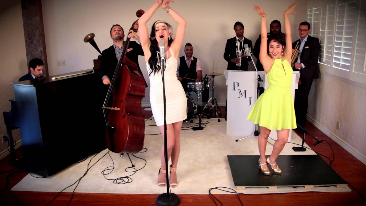 Bad Romance – Vintage 1920's Gatsby Style Lady Gaga Cover ft. Ariana Savalas & Sarah Reich