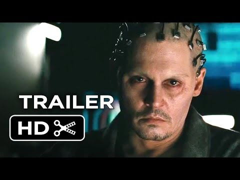 Transcendence Official Trailer #1 (2014) – Johnny Depp Sci-Fi Movie HD