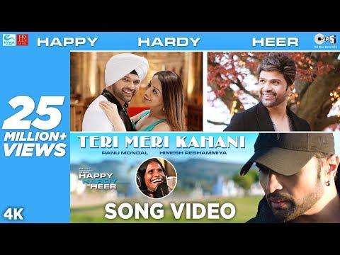 Teri Meri Kahani OFFICIAL Song - Happy Hardy And Heer