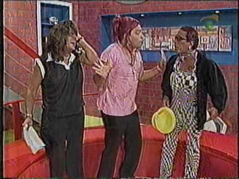 El Especial del Humor - Lucia de la Crush en Mascaly TV