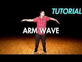 Download Video How to Arm Wave (Hip Hop Dance Moves Tutorial) | Mihran Kirakosian