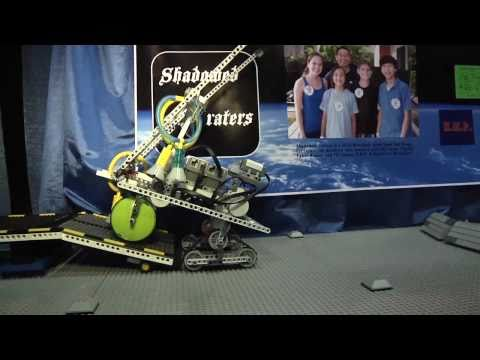 MoonBots 2.0: A Google Lunar X PRIZE LEGO MINDSTORMS Challenge