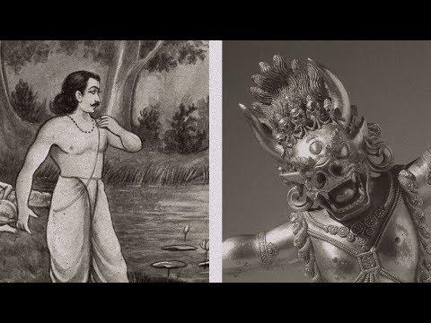 Yaksha Prashna - A Conversation between Yudhishthira and Lord Yama.