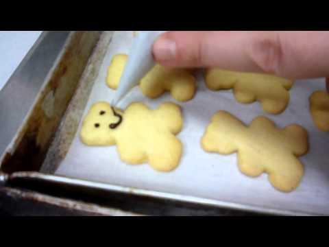 Come Fare i Biscotti per Bambini di Pasta Frolla - Ricette Dolci e Cucina
