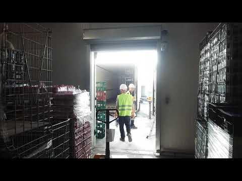 Termorool - İzolasyonlu Sarmal PVC Kapı