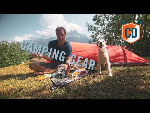 The Camping Gear To Make Your Climbing Trip Perfect | Climbing Daily Ep.1228