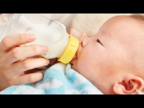 How to Bottle Feed Properly | Infant Care