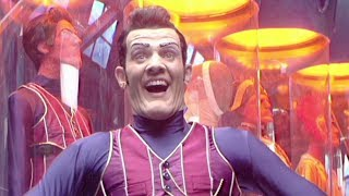 Lazy Town | Robbie Rottens Best Moments | Forever Number One