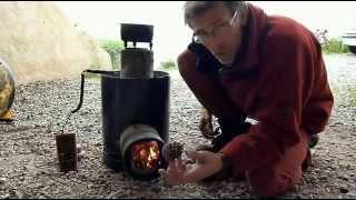 Video Ep 1 : Fabriquer 3 types de poele rocket / 3 Homemade rocket stoves MP3, 3GP, MP4, WEBM, AVI, FLV Agustus 2017