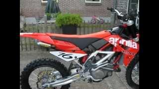 6. Aprilia MXV450 2010