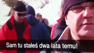 """Adrian wygwizdany na nartach.""""Do kolejki jaśnie Panie!"""""""