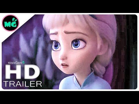 FROZEN 2 Trailer 3 (Extended) 2019