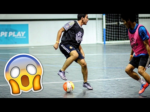 Most Humiliating Skills & Goals ● Futsal ● #8