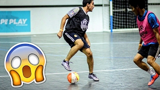 Video Most Humiliating Skills & Goals ● Futsal ● #8 MP3, 3GP, MP4, WEBM, AVI, FLV November 2017
