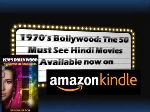 Bollywood Movie Book - 1970s Bollywood: The 50 Must See Hindi Movies