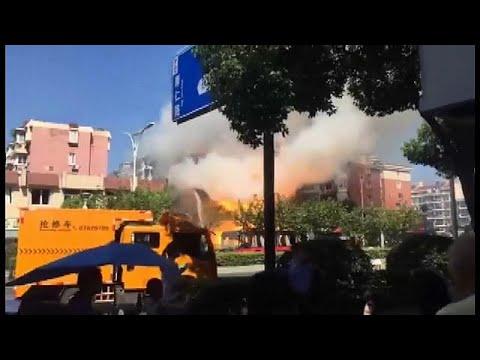 Κίνα: Ισχυρή έκρηξη σε εστιατόριο- Δύο νεκροί
