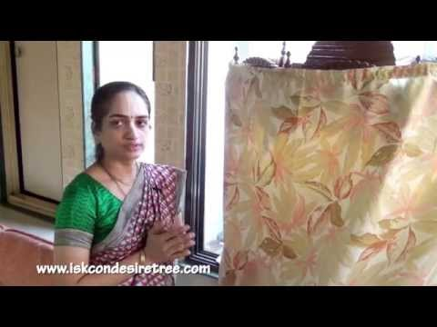 How to do Bhoga offering or offer food to God by Kalindi Devi Dasi