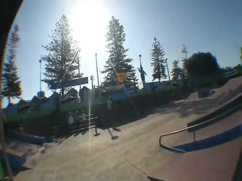 A Day At The Napier Skate Zone