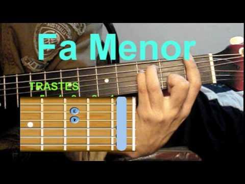 Clase de Guitarra Acustica - Lección 5 - Super Facil - HD