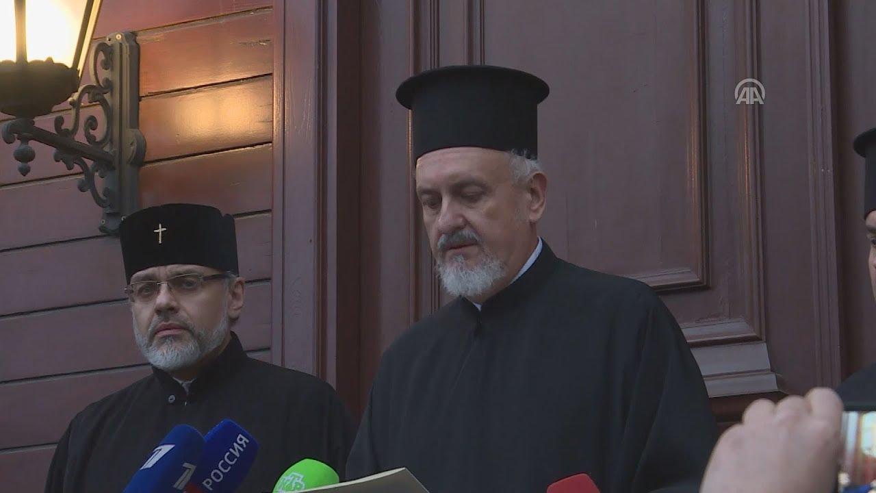 Αποφάσεις του Οικουμενικού Πατριαρχείου για την αυτοκεφαλία στην Ουκρανία