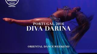 "Video DIVA DARINA in Portugal, Lisbon 2016 ""Oriental Dance Weekend""  Pop song MP3, 3GP, MP4, WEBM, AVI, FLV Juli 2019"