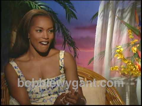 "Angela Bassett ""How Stella Gor Her Groove Back"" 1998 - Bobbie Wygant Archive"