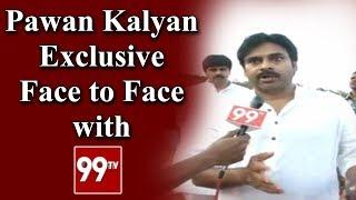 Pawan Kalyan Exclusive Face to Face on Vantada Mining Mafia