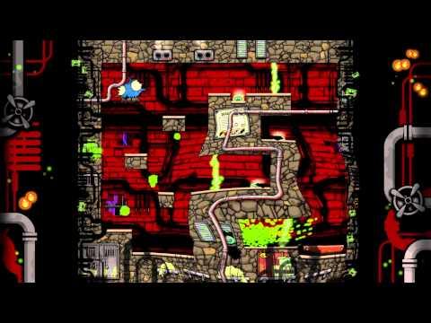 Первый взгляд на игру Adventures of Shuggy - Часть 2
