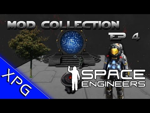 collection - In this weeks episode of Space Engineers Mod Collection CaptainShack and Alteran Travel through the Stargate in search of new and exciting mods. What they find.. might shock you. Tree's! DHD's,...
